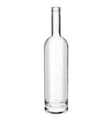 Garrafa Vidro Branco 0,75 LT